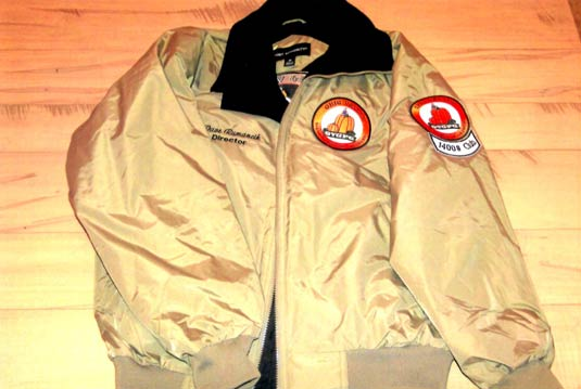 OVGPG Jacket - Front